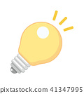 bulb, electric, light 41347995
