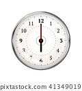 clock time circle 41349019