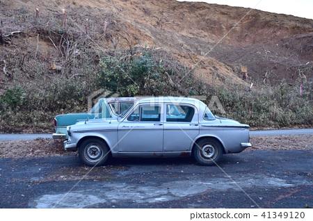 報廢車 美國汽車 老爺車 41349120