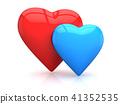 心 红色 红 41352535