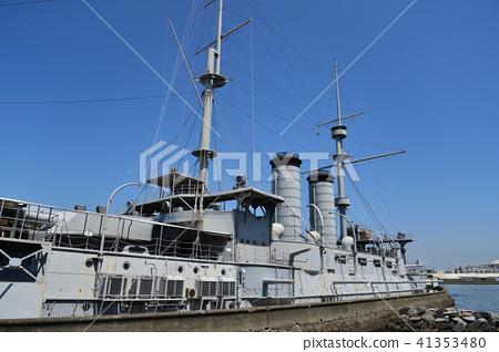 Battleship Mikasa 41353480