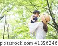 擁抱 媽媽 嬰兒 41356246