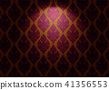 Thai vintage pattern vector abstract background  41356553