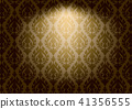 Thai vintage pattern vector abstract background 41356555
