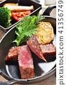 beef, steak, food 41356749