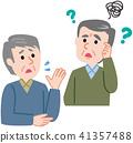 老年癡呆症對話遺忘 41357488