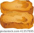 ขนมปังฝรั่งเศส 41357695