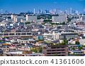 """""""โตเกียวเมโทรโพลิส"""" ศูนย์ Shinjuku Fukutoshin และเขตที่อยู่อาศัย 41361606"""