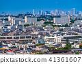 """""""โตเกียวเมโทรโพลิส"""" ศูนย์ Shinjuku Fukutoshin และเขตที่อยู่อาศัย 41361607"""