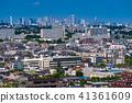 """""""โตเกียวเมโทรโพลิส"""" ศูนย์ Shinjuku Fukutoshin และเขตที่อยู่อาศัย 41361609"""