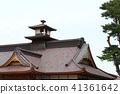 Japanese architecture in Wulingguo, Hokkaido, Japan 41361642