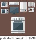 家庭 电器 矢量 41361698