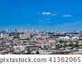 """Tokyo Metropolitan Tokyo"" อาคารถนนและพื้นที่อยู่อาศัย 41362065"
