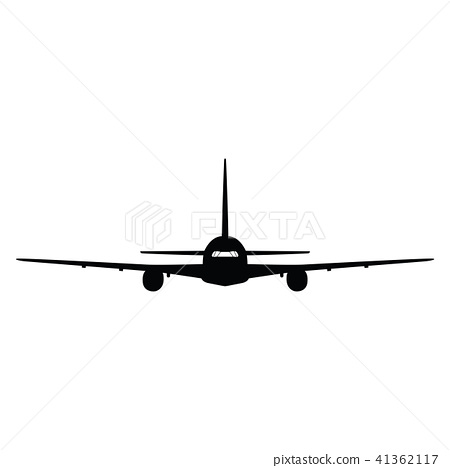 Airplane Silhouette / Large collections of hd transparent airplane silhouette png images for free download.