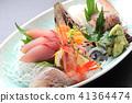 什錦生魚片 41364474