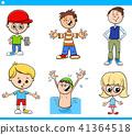 boy girl child 41364518