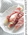 돼지 고기와 셀러리의 역할 41364697