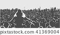 concert, festival, people 41369004