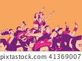 concert, people, crowd 41369007