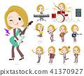 blond hair business women_pop music 41370927