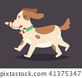 dog vector animal 41375347
