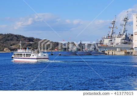 神奈川縣橫須賀YOKOSUKA軍旅遊船 41377015