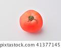 มะเขือเทศ,ผัก,พื้นหลังสีขาว 41377145