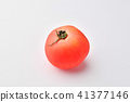 มะเขือเทศ,ผัก,พื้นหลังสีขาว 41377146