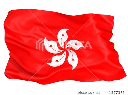 香港國旗 41377373