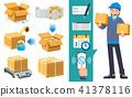 Basic proper packaging step.  41378116