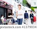 shopping shoping female 41379034