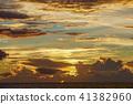 바다, 구름, 풍경 41382960