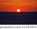พระอาทิตย์ตกใน Omaezaki จังหวัดชิซุโอะกะ 41383945