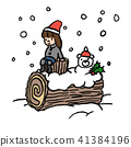 尤爾日誌 聖誕季節 聖誕節期 41384196