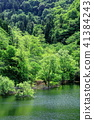 신록의 무지개 호수 41384243