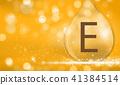 vitamin, e, vector 41384514