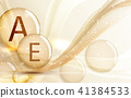 vitamin, background, vector 41384533