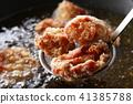 炸雞塊 油炸物 炸 41385788