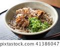 面条 荞麦面 日本食品 41386047