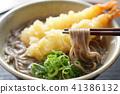 Shrimp Soba 41386132