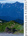 mountain, mount, tsurugidake 41389357