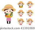 Farmer women variation 41391069