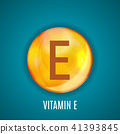vitamin, icon, e 41393845