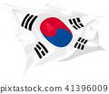 ธงประจำชาติ (เกาหลี) 41396009