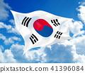 ธงประจำชาติ (เกาหลี) 41396084