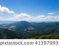 시가 権現山에서의 전망 비와코 41397993