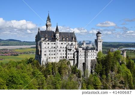 新天鵝堡 城堡 白鳥城堡 41400687