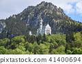 新天鵝堡 城堡 白鳥城堡 41400694