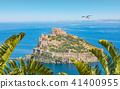 Castello Aragonese near Ischia island, Italy 41400955