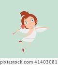 Boy Baby Cupid.  41403081